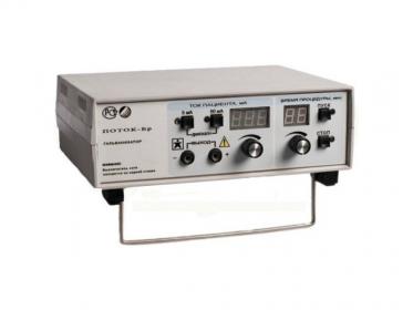 Аппарат Поток-Бр для гальванизации и электрофореза